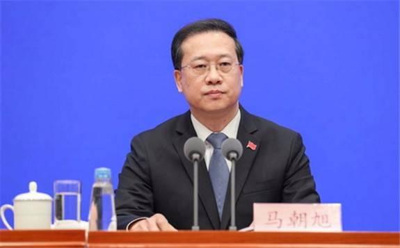 """外交部副部長馬朝旭:中國碳達峰、碳中和目標愿景反映了《巴黎協定》""""最大力度""""的要求"""
