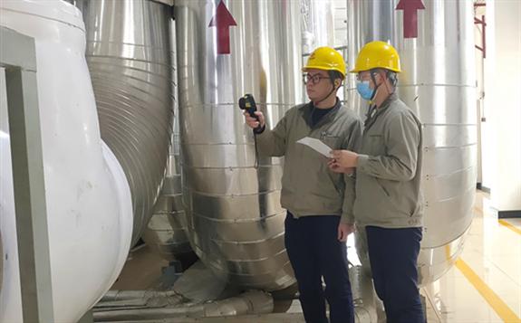 國能(泉州)熱電有限公司2號機組供熱改造后順利通過168滿負荷試運