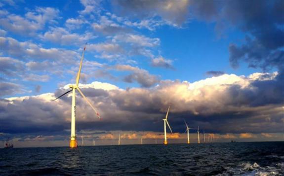 """千亿级""""风光""""巨头上市在即 三峡新能源发力海上风电"""