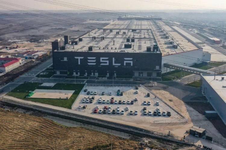 特斯拉计划在上海超级工厂增加回收设施