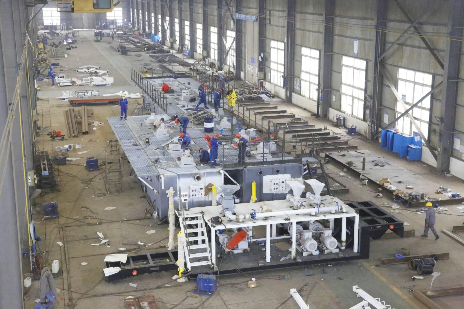 中曼装备集团全力保障沙特钻井工程项目启动