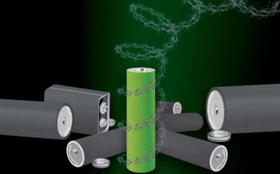 科学家开发有机无金属电池 在酸性溶液中降解后可回收利用