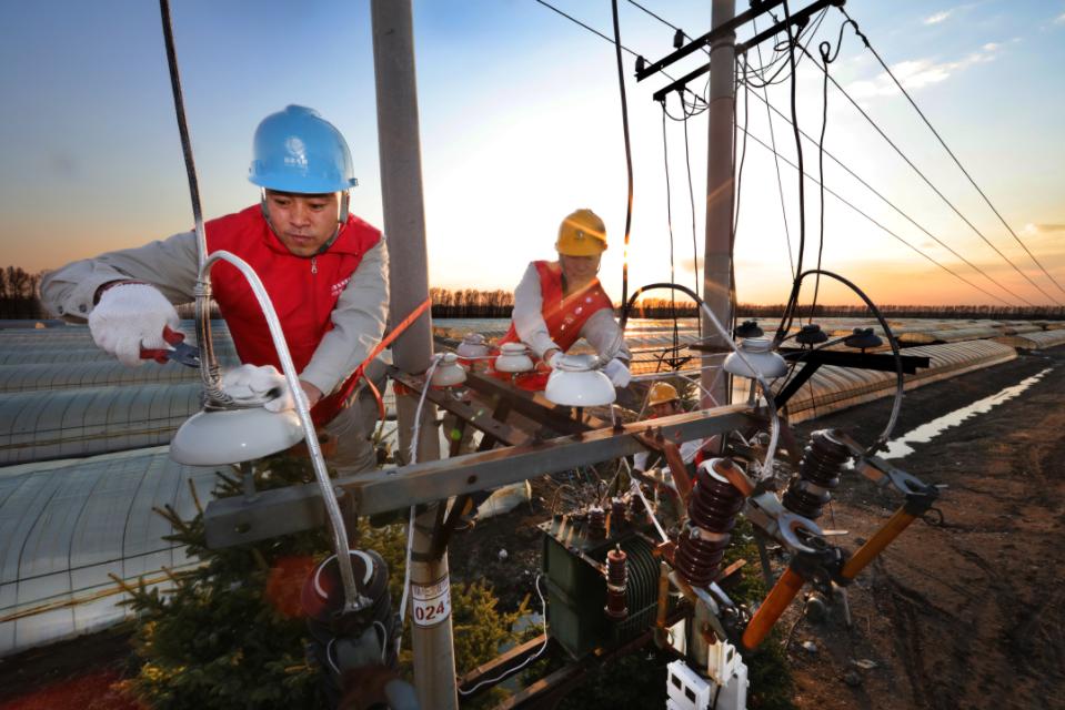 河北实施农村电网巩固提升工程,年内完成1000个美丽乡村电网改造