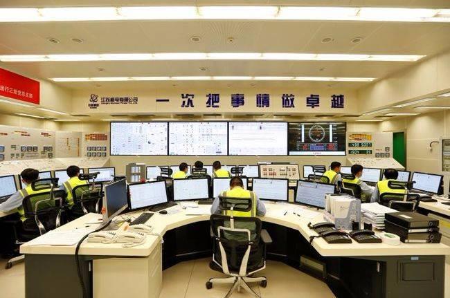 中核集团田湾核电6号机组首次并网成功!