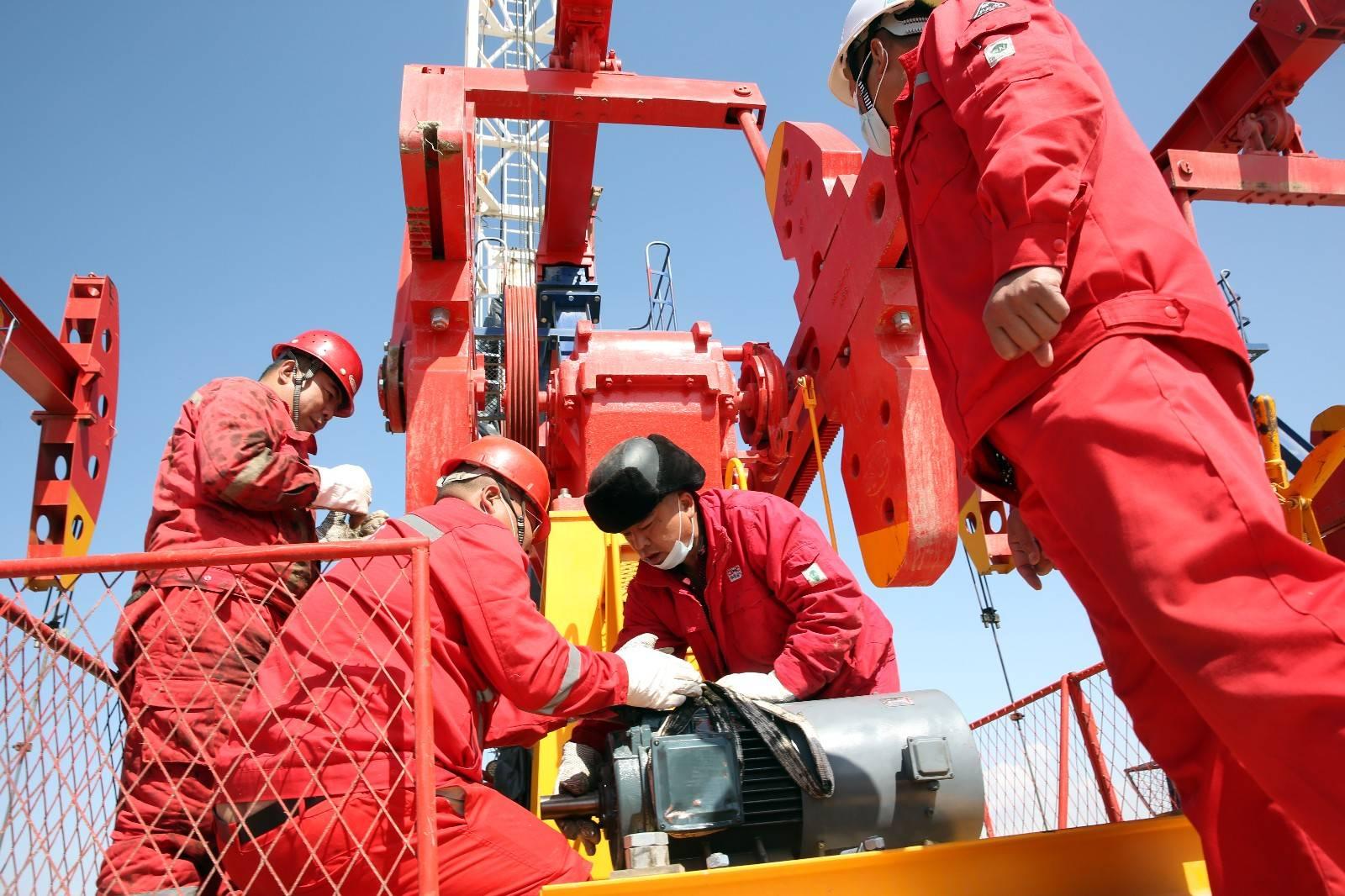 接连收获高产井,中曼新疆温北油田探采工作再获重大新突破