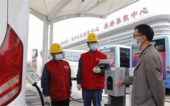 青海全省已完成年度电能替代电量16亿千瓦时,占年度目标的59%