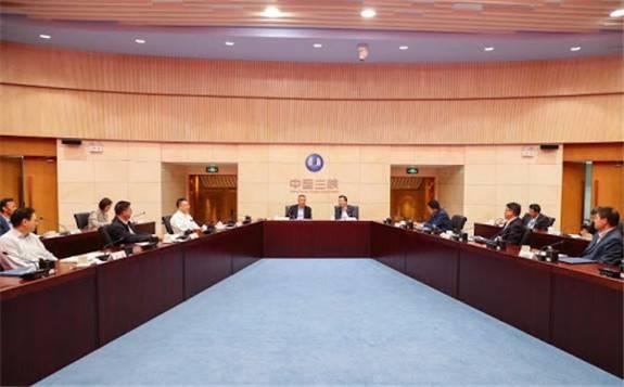三峡集团与中国海油座谈 在海上风电等方面开展务实合作