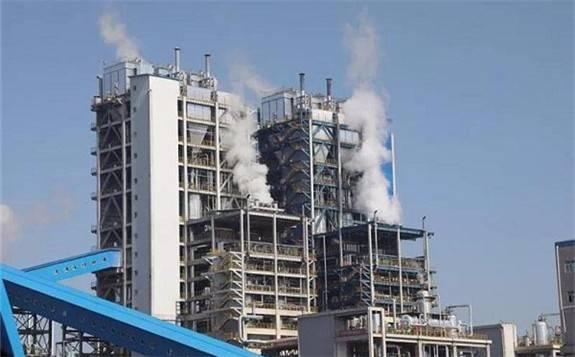 四台航天气化炉实现全烧无烟高硫煤