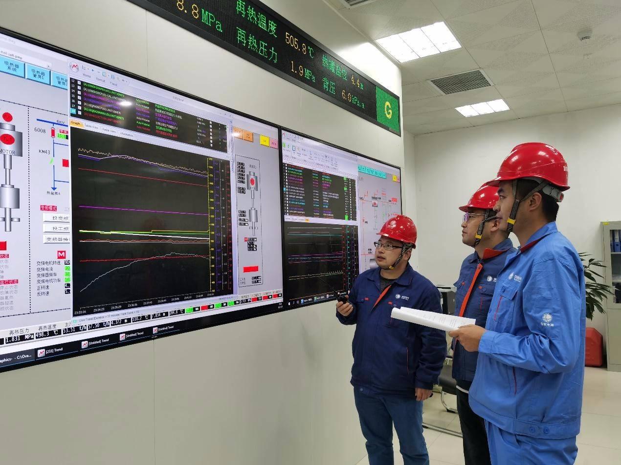 中国完成首个光热电站涉网联合试验