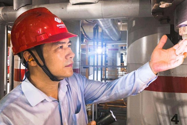 福建鸿山发电公司开展隐患排查备战迎峰度夏