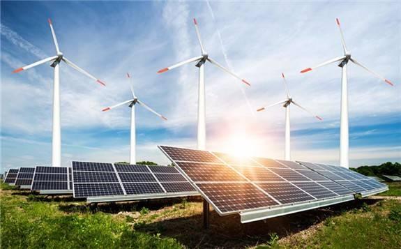 """双碳目标下,我国能源绿色低碳转型驶入""""快车道"""""""