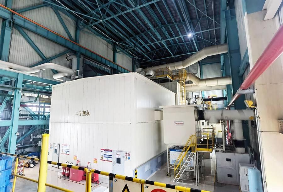 国内首套自主可控重型燃气轮机控制系统投运