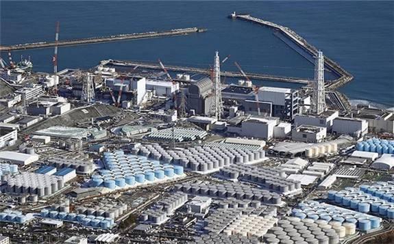 浓度超标76倍!日本福岛核电站再次发现核废弃物泄漏!
