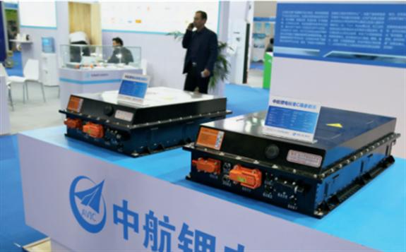 总投资100亿元!动力电池头部企业中航锂电签约落户中国车谷
