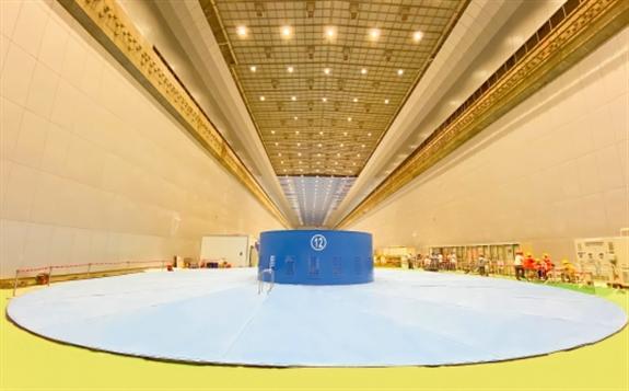 乌东德12号机组进入72小时试运行!投产发电进入倒计时!