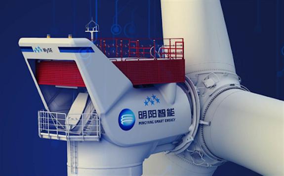 明阳智能总裁张启应:站在全球市场的视角来看,海上风电肯定是今后的发展重点