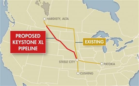 加拿大TC能源公司宣布终止美加输油管道延伸项目