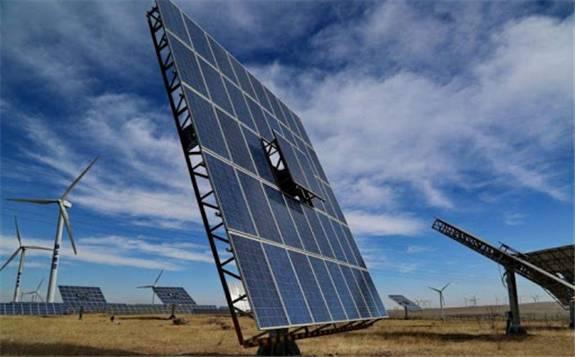 """新能源高水平利用 我國加速向清潔能源""""切換頻道"""""""