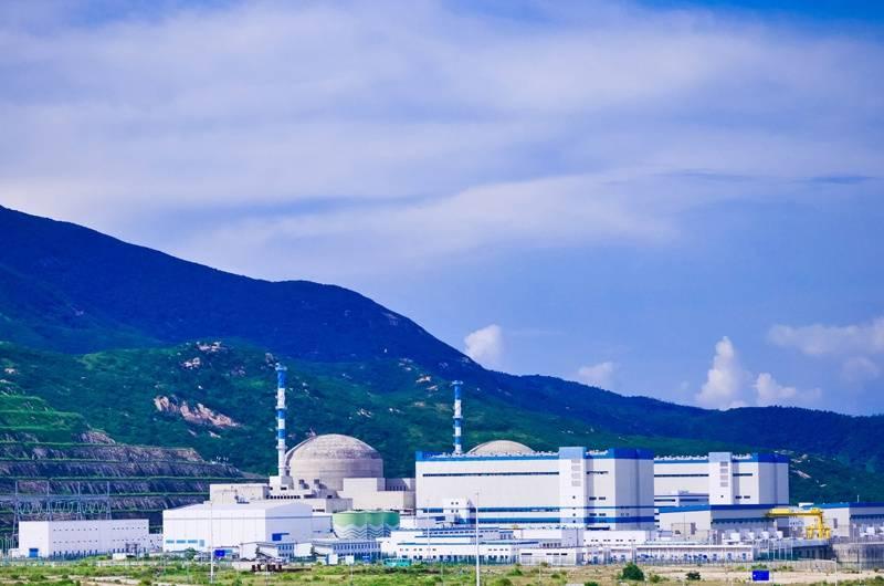 臺山核電機組運行狀況:監測顯示核電站及周邊環境指標正常