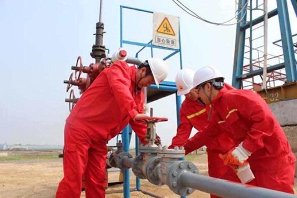 遼河油田首口二氧化碳蓄能壓裂井獲高產