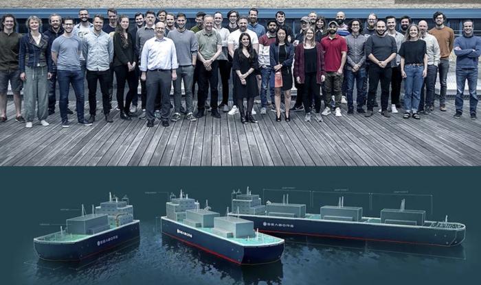 丹麦初创公司(Seaborg Technologies)计划生产便携、灵活的浮动核反应堆