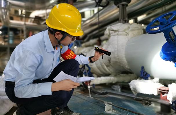 國能(泉州)熱電有限公司專項檢查夯實保電工作