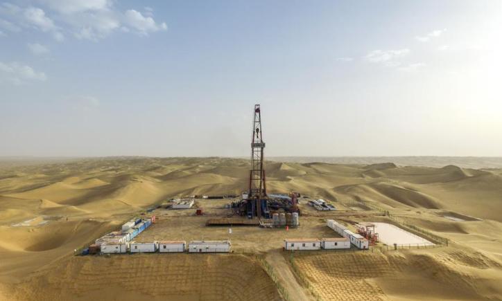 塔里木油田建成中國最大超深層油氣生產基地