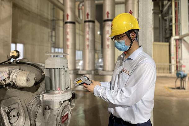 國能(泉州)熱電有限公司迎峰度夏專項排查護航機組安全