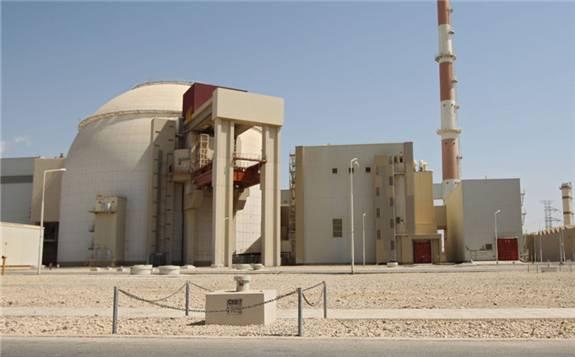 伊朗布什爾核電站因技術檢修暫時關閉