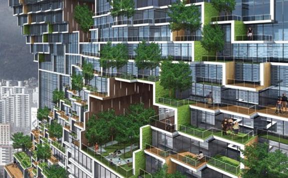 建筑節能對減少碳排放貢獻突出 我國將大力推廣超低能耗建筑