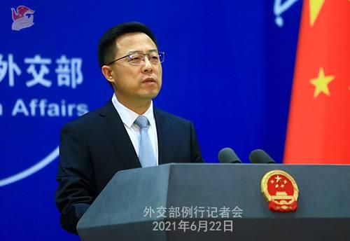 """外交部:""""一帶一路""""亞太區域國際合作高級別會議體現各方重視和支持"""