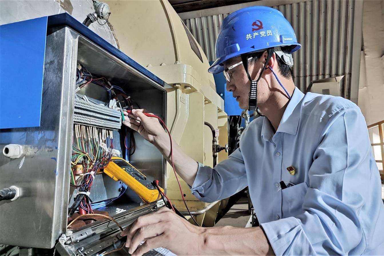 國能福建石獅公司:加強輔機檢查助力機組穩定運行