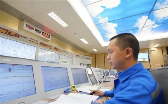 中广核辽宁红沿河核电站5号机组首次并网发电