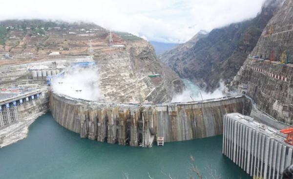 建成世界唯一百萬千瓦機組水電站有多難?