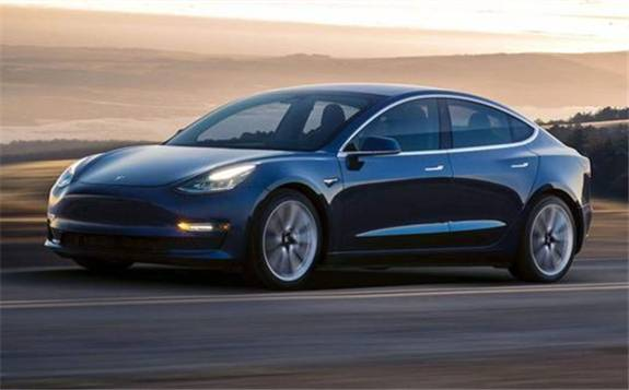 研究称美国在电动汽车领域落后中欧