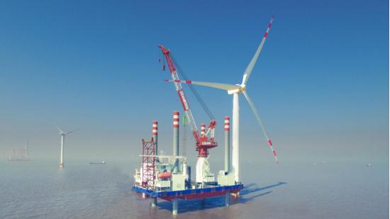 """风光齐舞、厚植氢能,中天科技打造新能源开发""""如东样本"""""""