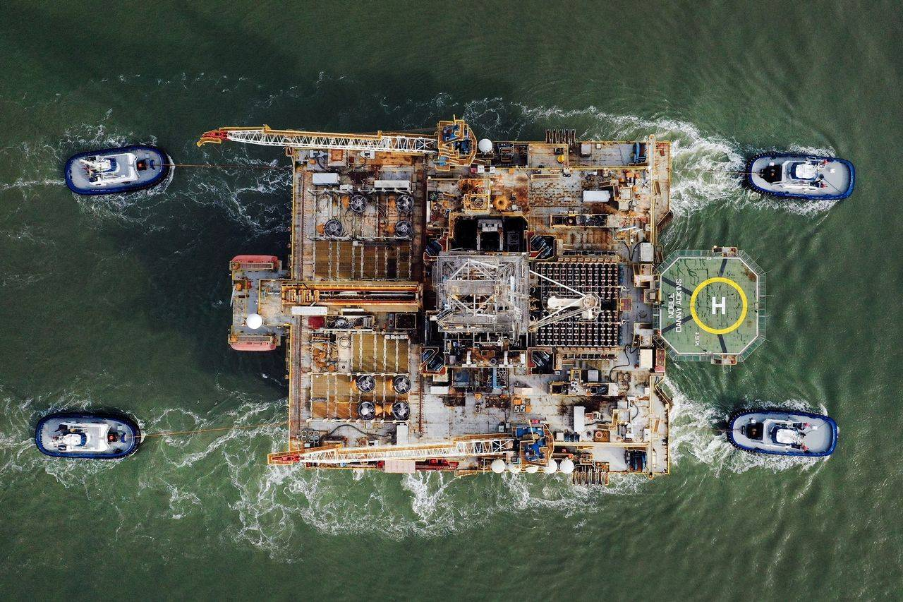 数家大型石油公司被要求分担墨西哥湾油井72亿美元清理费用