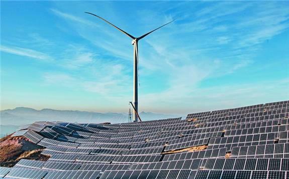 """河北張家口建設可再生能源示范區—— """"氫""""舞飛揚 零碳排放"""