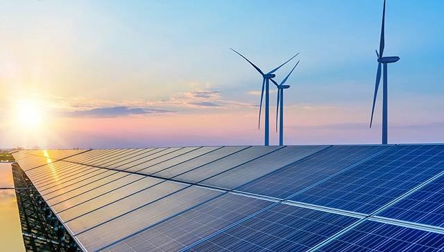 """""""十四五""""末非化石能源发电装机占比将过半"""