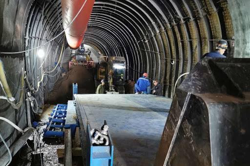 中煤三建二十九工程处跻身非煤矿建露天开采领域