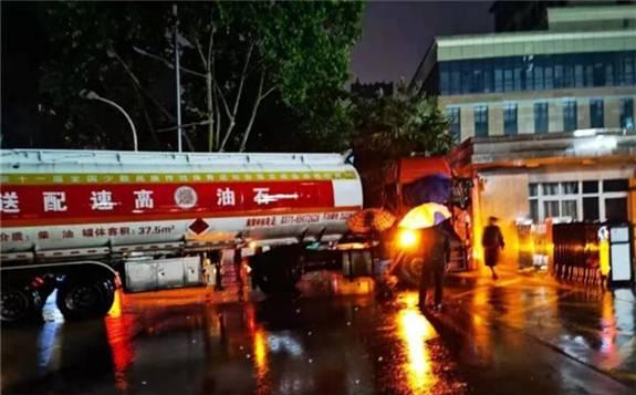 全力抗洪抢险!中国石化向河南灾区捐款5000万元