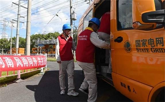 捐赠5000万元!国家电网全力支持河南防汛救灾工作