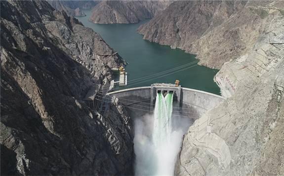 黄河公司拉西瓦水电站长周期累计发电量突破1300亿千瓦时
