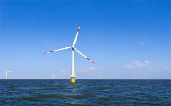 世界首个浮式海上风电制氢工厂计划明年投运