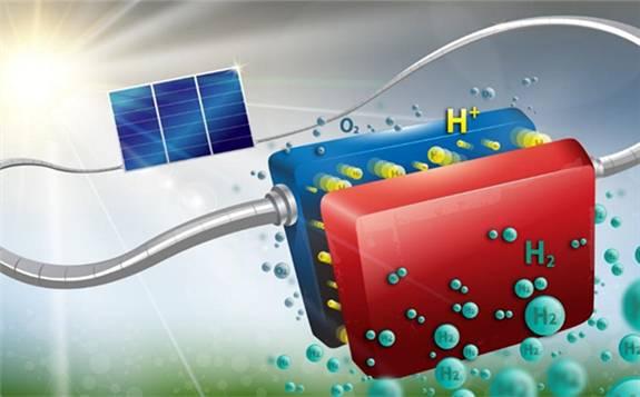 我国科学家大幅提升利用太阳能制氢效率