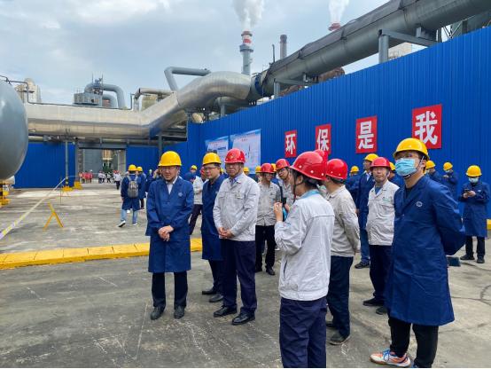 中合气化亮相2021中国氮肥、甲醇技术大会:为合成氨造气工段打造环保闭环