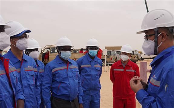 尼日爾官員稱贊中企促進尼石油工業可持續發展