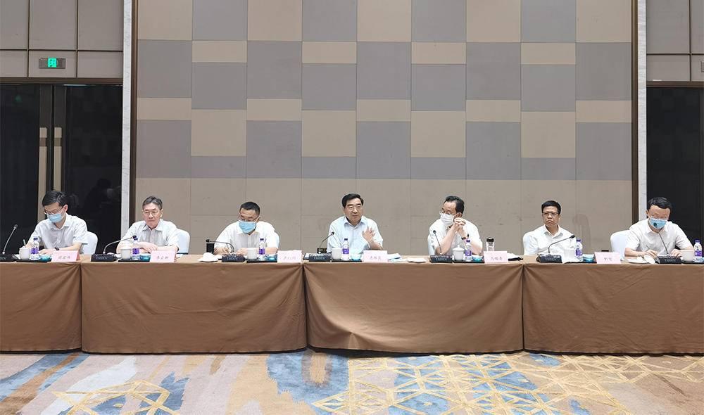 國家發展改革委在北京燃氣天津南港LNG應急儲備項目基地召開全國儲氣設施建設現場會