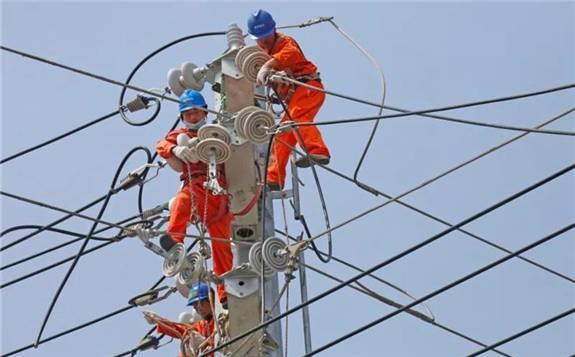 盐城供电:努力打造杆线迁移工程品牌