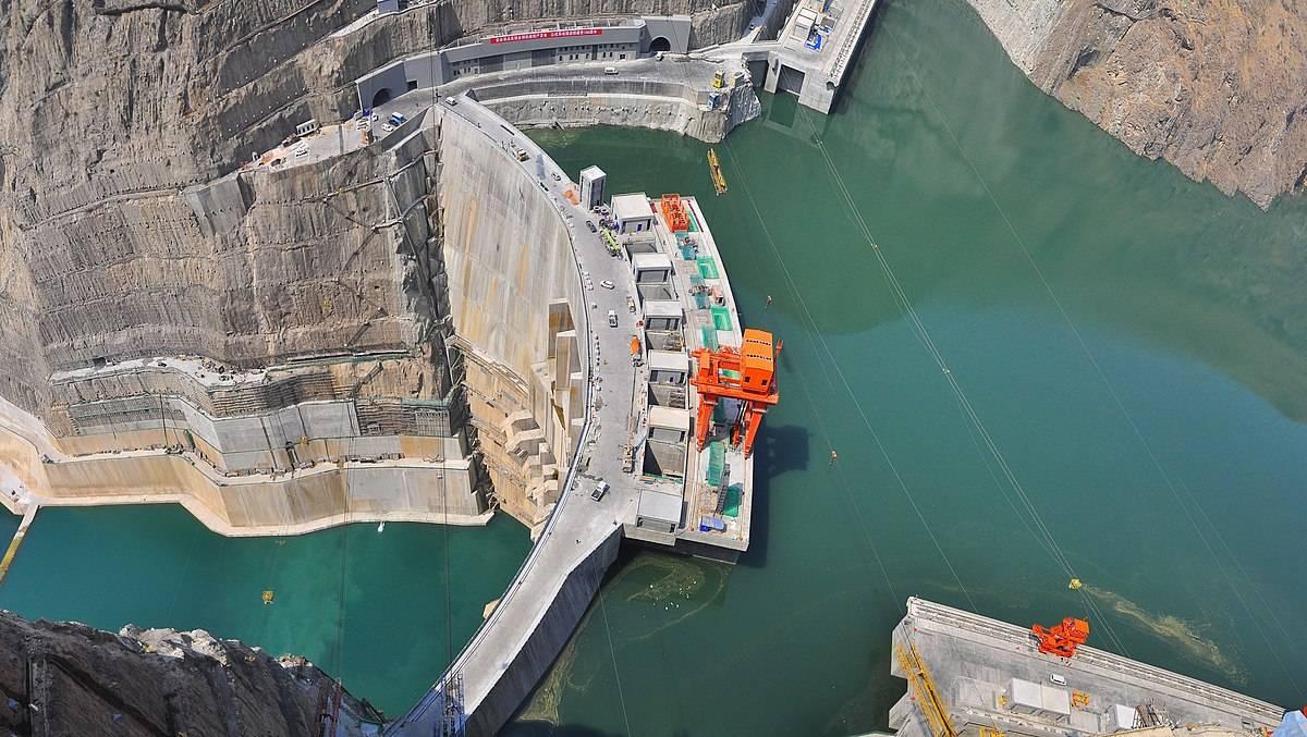 长江干流6座梯级电站出力创总出力历史新纪录